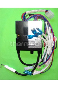 Блок управления колонки Turbo ATON