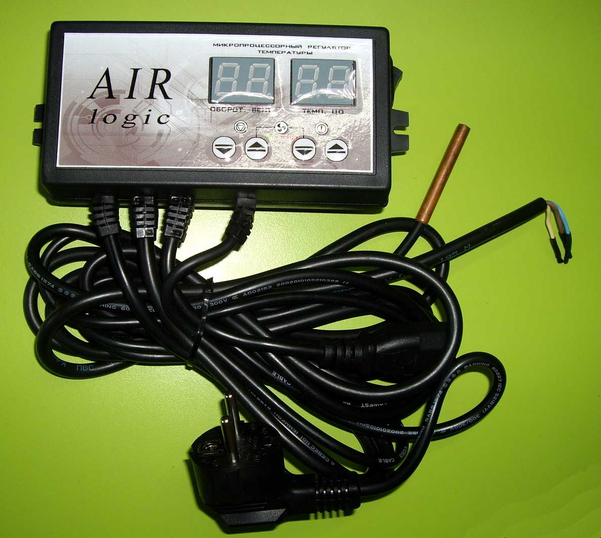 Блок управления вентилятора AIR logic MPT
