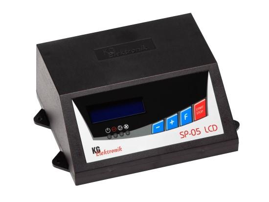Блок управления вентилятора и насоса SP-05 LED