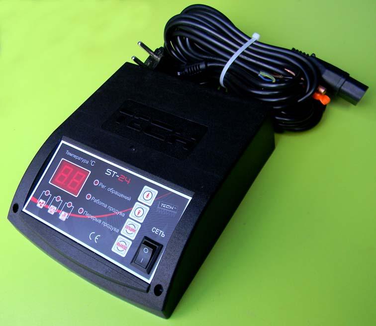 Блок управления вентилятора TECH ST-24