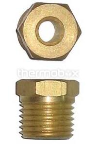 Гайка инжектора 0.958.013 (4 мм, 140, 150, 160 серия)