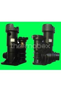 Клапан 3-х ходовой для водоблока без сервопривода 0020020015 TecPro Vaillant