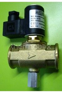 Клапан газовый электромагнитный M16/RM NC Ду25 * мм 6 бар MADAS