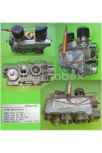 Клапан газовый HoneyWell V5474 G 1012 B (GV30-C3A5E1C000) Маяк