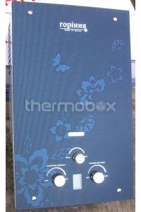 Колонка газовая Гориння 3D-blue, 10L с Lcd (изображение 3D)