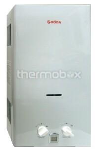 Колонка газовая Roda JSD20-A1 LCD дымоходная