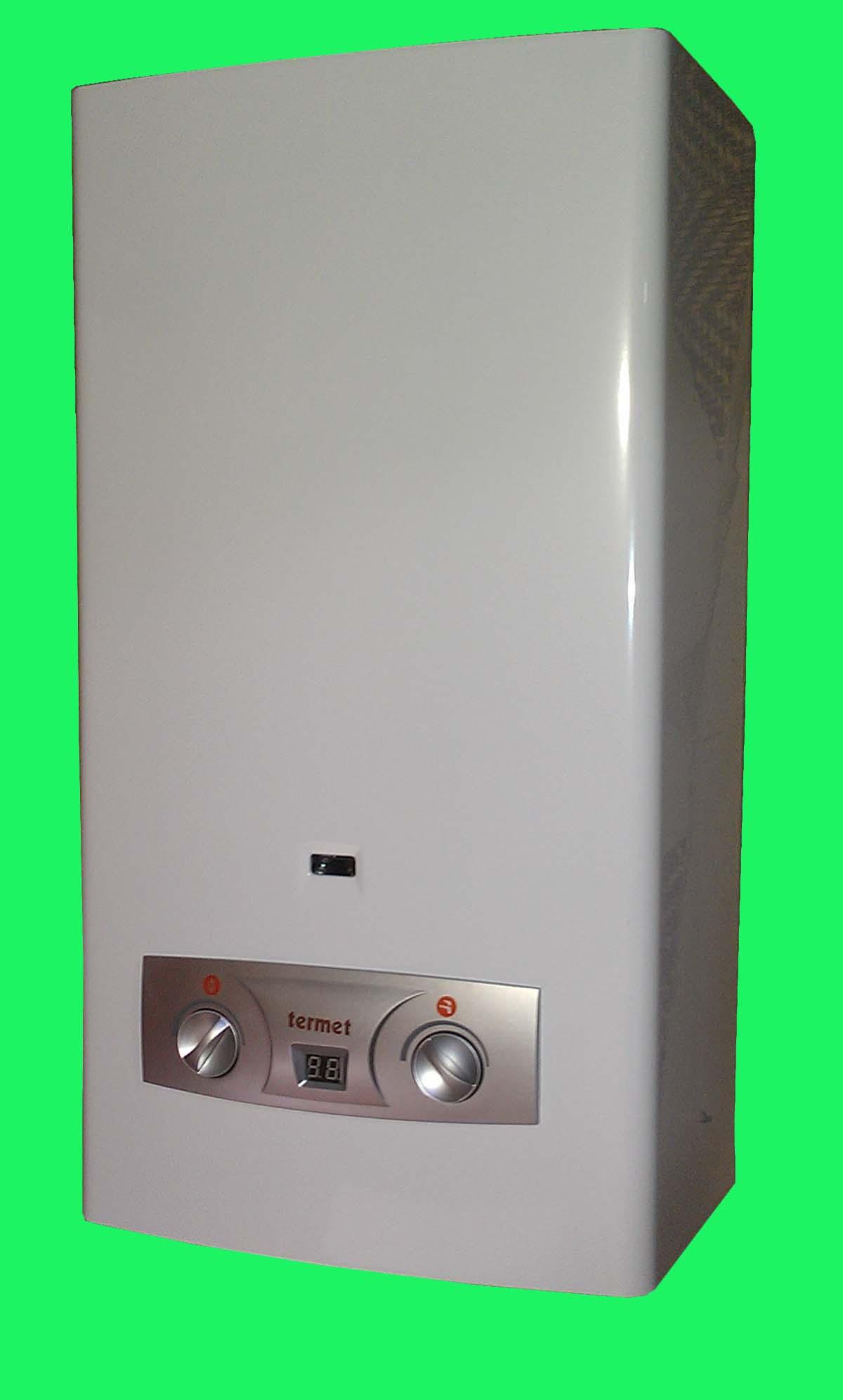 Колонка газовая Termet Aqua Heat electronic G-19-00 LCD