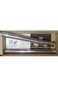 Комплект модернизации №5 (2 горелки, см. окно, панели креплений, метизы) МАЯК