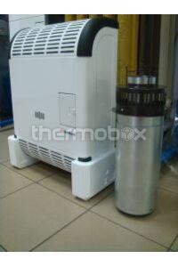 Конвектор газовый с чугунным теплообменником АС4 Ferrad