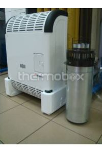 Конвектор газовый с чугунным теплообменником АСFE4 Ferrad