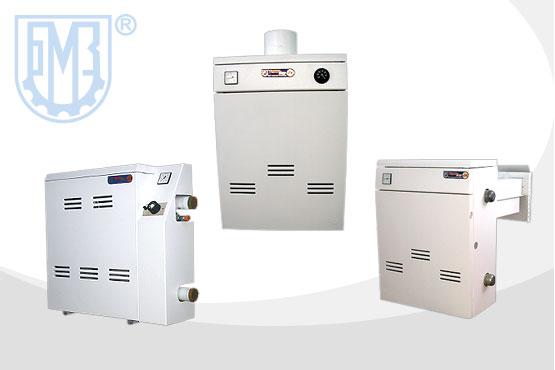Котел газовый дымоходный КСГВ-12,5 Дs ТермоБар