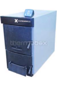 Котел твердотопливный QVADRAMAX 10F (95 кВт, 10 сек, чугун)