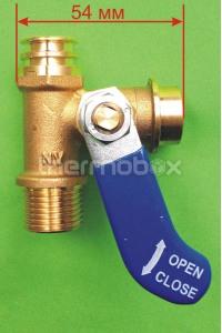 Кран подпитки Domiproject 39819560 Ferroli