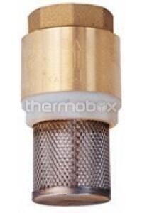 """Обратный клапан 1"""" с фильтром"""