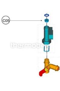 Ограничитель  расхода 10 л/мин Domiproject  (36902080)  код 39813010
