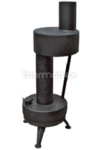 Печка-теплушка (теплогенератор на отработанном масле) РОСС