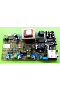 Плата управления B&P DIMS01-TH01 Reg.CE 51BN2289 Колви
