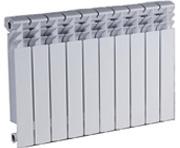 Радиатор алюминиевый ALLtermo 350/95 (16 атм)