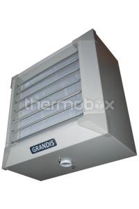 Радиатор водяной обдуваемыйнавесной Grandis G63/5S