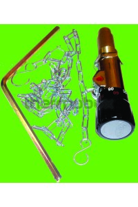 Регулятор тяги (термостат механический) RT3 Regulus
