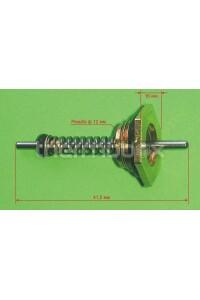 Шток основной водоблока малый резьба 12 мм JSD