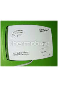 Сигнализатор Газа Страж 100УМ-005, S50A3K (СН4, СО под клапан)