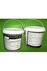 Смесь сухая для удаления карбонатно-кальциевых отложений GL Professional, 1 кг (1 ведро)