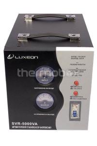Стабилизатор напряжения LUXEON SVR 5000 Servo