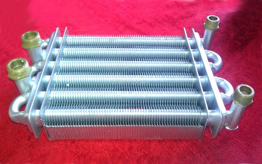 отопление грунтовой теплообменник