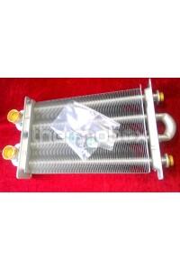 Теплообменник битермический 2 резьбы и 2 клипсы R10021419 Chao R2310 Beretta