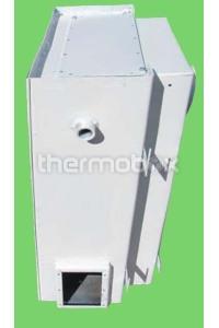 Теплообменник парапетного котла 7,4 и 12 кВт правый Дани Dani