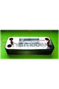 Теплообменник вторичный UNO 995945 Ariston