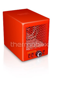 Тепловентилятор 5 кВт/220В 2ст