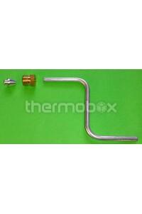 Трубка запальной горелки Z0060.00.01.00 G-19-01 Termet