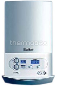 Vaillant TurboTec Plus VUW INT 242/5 H 24 кВт + дымоход (0010003974)