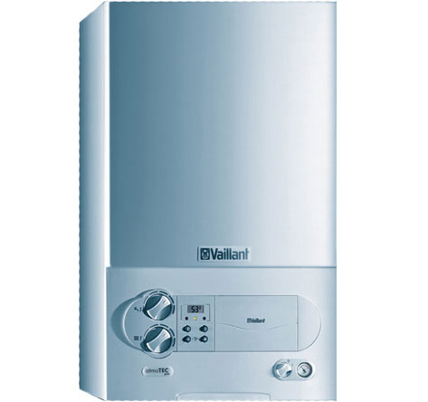 Vaillant TurboTec Pro VUW INT 242/3 MH (mini) 24 кВт + дымоход (0010004016)