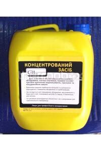 Жидкость для чистки карбонатно-кальциевых отложений GL Professional (Банка 4 л)